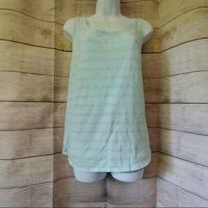 Old Navy Teal Sleeveless Top